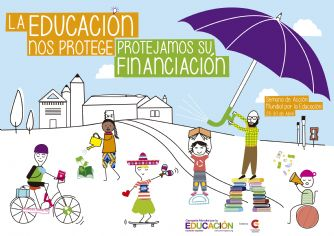 SEMANA DE ACCIÓN MUNDIAL POR LA EDUCACIÓN: del 25 al 30 de abril